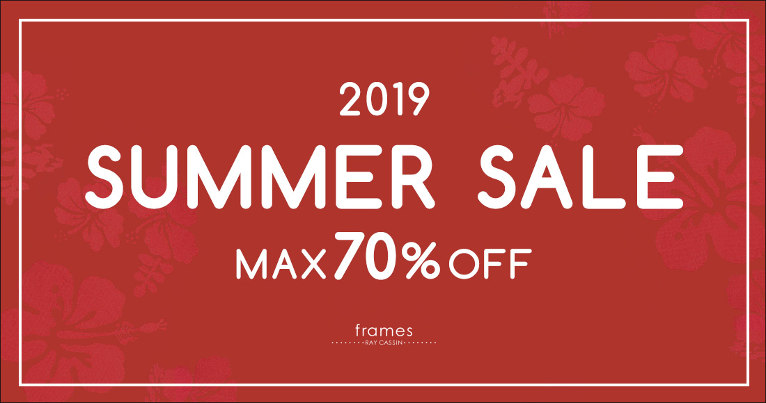 frames RAYCASSIN 2019sale