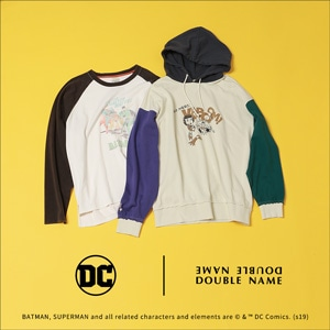 DOUBLE NAME『DC ITEM』
