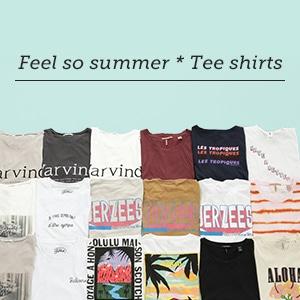 MJUKA. Tシャツコレクション