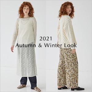 '21 Autumn&Winter Look vol.1